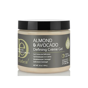 ALMOND & AVOCADO CURL DEFINING CREME GEL