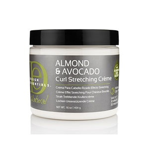 ALMOND & AVOCADO CURL STRETCHING CREAM